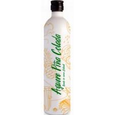 Aguere - Pina Colada Licor Likör 17% Vol. 700ml Alu-Flasche produziert auf Teneriffa
