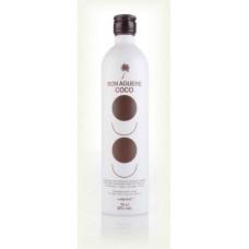 Aguere - Ron Aguere Coco Licor de Ron Rum-Kokoslikör 20% Vol. 700ml Aluflasche produziert auf Teneriffa