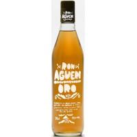 Aguere - Ron Oro brauner Rum 37,5% 700ml produziert auf Teneriffa