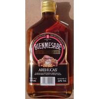 Arehucas - Licor Bienmesabe Mandel-Honig-Likör 24% Vol. 350ml produziert auf Gran Canaria