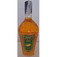 Arehucas - Banana Canafruit Liquer Bananenlikör 20% Vol. 700ml produziert auf Gran Canaria