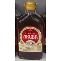 Arehucas - Licor de Cafe Aruba - Kaffeelikör 24% Vol. 350ml produziert auf Gran Canaria