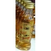 Artemi - Ron Artemi Oro brauner Rum 37,5% Vol. 40ml PET-Miniaturflasche produziert auf Gran Canaria