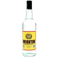 Brighton - Gin Bebida Espirituosa 30% Vol. 1l Glasflasche produziert auf Gran Canaria