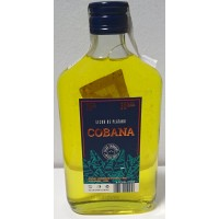 Cobana - Licor de Plátano Bananenlikör 350ml 30% Vol. Glasflasche produziert auf Teneriffa