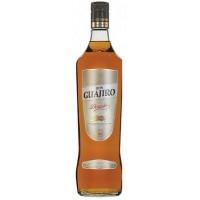 Ron Guajiro - Dorado goldener Rum 37,5% Vol. PET eckig 1l produziert auf Teneriffa