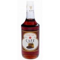 Cocal - Licor Cafe Kaffeelikör 700ml 20% Vol. produziert auf Teneriffa