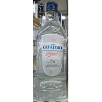 Ron Guajiro - Ron Blanco weißer Rum 500ml PET-Flasche 37,5% Vol. produziert auf Teneriffa