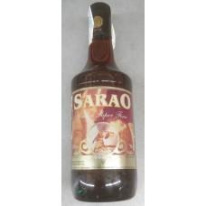 Cocal - Sarao Crema Super Fina Whiskey Cream Licor Creme-Likör 24% Vol. 700ml Glasflasche produziert auf Gran Canaria