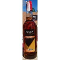 Fulton's - Vodka Caramelo Karamell-Likör 15% Vol. 1l Glasflasche produziert auf Gran Canaria