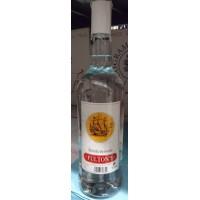 Fulton's - Ron Blanco weißer Rum 30% Vol. 1l Glasflasche produziert auf Gran Canaria