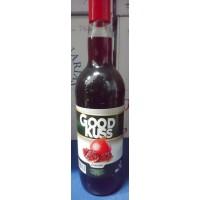 Good Kuss - Granadina Liqueur Granatapfel-Likör 15% Vol. 1l Glasflasche produziert auf Gran Canaria