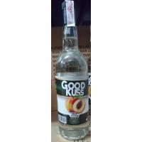 Good Kuss - Peach Schnapps Pfirsichlikör 15% Vol. 1l Glasflasche produziert auf Gran Canaria