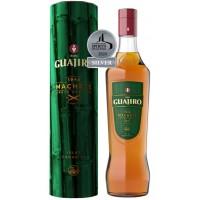Guajiro - Machete Ron Anejo brauner Rum 37,5% Vol. 700ml Glasflasche produziert auf Teneriffa
