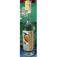 Majestic - Melocoton Schnapps Licor de Melocoton Pfirsichlikör 17% Vol. 1l Glasflasche produziert auf Gran Canaria