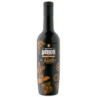 Ron Aldea - Aborigen Punch Au Rhum Caramel Extreme Licor Rum-Karamell-Likör 20% Vol. 700ml produziert auf La Palma