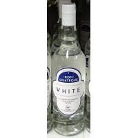 Ron Guateque - Ron Blanco White weißer Rum 37,5% Vol. 1l Glasflasche produziert auf Teneriffa