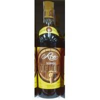 Ron del Telde - Ron Pipa Blanco Fass-Logo weisser Rum 37,5% Vol. 1 Liter produziert auf Gran Canaria