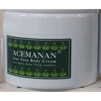 Acemanan - Aloe Vera Body Cream Körpercreme 200ml produziert auf Gran Canaria