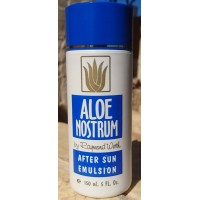 Aloe Nostrum by Raymond Werth - After Sun Emulsion Aloe Vera 150ml produziert auf Gran Canaria