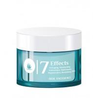 Aloe Excellence - 7 Effects Cream Antiaging Moisturing Antifalten-Feuchtigkeitscreme 50ml Dose produziert auf Gran Canaria