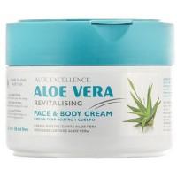 Aloe Excellence - Aloe Vera Revitalizing Creme 300ml Dose produziert auf Gran Canaria