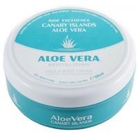 Aloe Excellence - Aloe Vera Revitalizing Creme 50ml Dose produziert auf Gran Canaria