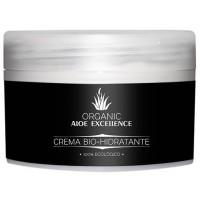 Aloe Excellence - Aloe Vera Crema Bio-Hidratante 100% Ecologico 200ml Dose produziert auf Gran Canaria