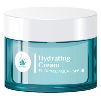 Aloe Excellence - Hydrating Cream SPF 15 Feuchtigkeitscreme Lichtschutzfaktor 15 50ml Dose produziert auf Gran Canaria