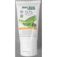 Aloe Vera Premium - Crema de Manos Eco 50% Puro Aloe Vera Bio Handcreme 50ml Tube produziert auf Gran Canaria