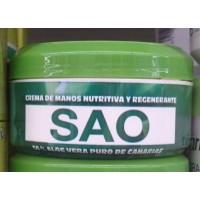 Aloe Vera Premium - Crema de Manos Nutrivita y Regenerante SAO 200ml Dose produziert auf Gran Canaria