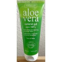 Cactus Care - Aloe Vera Natural Gel pure 100% 200ml Standtube produziert auf Gran Canaria