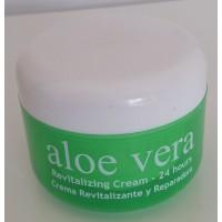 Cactus Care - Aloe Vera Crema Hidratante Feuchtigkeitscreme Dose 100ml produziert auf Gran Canaria