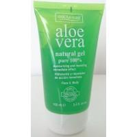 Cactus Care - Aloe Vera Natural Gel pure 100% 100ml Standtube produziert auf Gran Canaria
