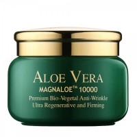 Canarias Cosmetics - Magnaloe 10000 Premium Bio-Vegetal Antifaltencreme 250ml Dose produziert auf Lanzarote