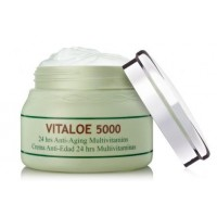 Canarias Cosmetics - Vitaloe 5000 Antiage Creme 250ml produziert auf Lanzarote