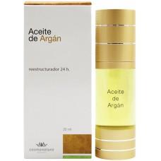 Cosmonatura - Aceite de Argan Reestructurador 24h 35ml produziert auf Teneriffa