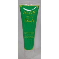 Aloe De La Isla – Acondicionador Aloe Vera Haarspülung 100ml Tube produziert auf Teneriffa