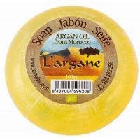 Lanzaloe - L'Argane Jabon con Aceite de Argan Arganöl-Seife 100g produziert auf Lanzarote