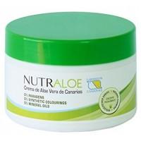 Nutraloe - Crema de Aloe Vera de Canarias Eco Bio-Creme 250ml Dose produziert auf Lanzarote