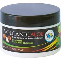 Nutraloe - Volcanicaloe Crema Hidratante con Aloe Vera Eco Bio-Creme 250ml Dose produziert auf Lanzarote