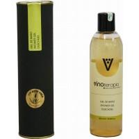 vinoterapia - Gel de Bano Duschbad mit Weintraubenöl und Aloe Vera 300ml produziert auf Lanzarote