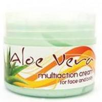 Riu Aloe Vera - Multiaction Cream for face and body Feuchtigkeitscreme 250ml produziert auf Gran Canaria