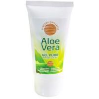 Sublime Canarias - Aloe Vera Gel Puro 100% Aloe 50ml Tube produziert auf Gran Canaria
