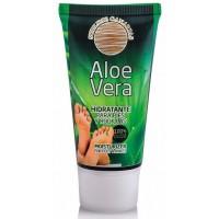 Sublime Canarias - Aloe Vera Crema de Pies y Talon Fußcreme 50ml Tube produziert auf Gran Canaria