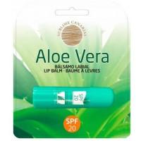 Sublime Canarias - Aloe Vera Lip Care SPF 20 Lippenpflegestift Lichtschutzfaktor 20 produziert auf Gran Canaria