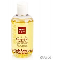 eJove SPA - Aceite de Almendra Mandel-Öl 250ml Flasche produziert auf Gran Canaria