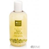 eJove SPA - Aceite de Coco Kokosnuss-Öl 250ml Flasche produziert auf Gran Canaria