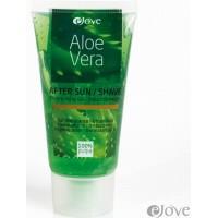 eJove - After Sun / Shave Aloe Vera Feuchtigkeitsgel 50ml Tube produziert auf Gran Canaria