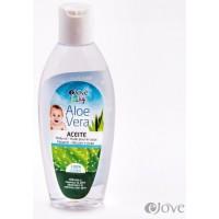 eJove - Aloe Vera Aceite Bebe Babyöl 200ml produziert auf Gran Canaria